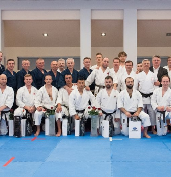 7th Traditional Karate European Cup 2016 – results