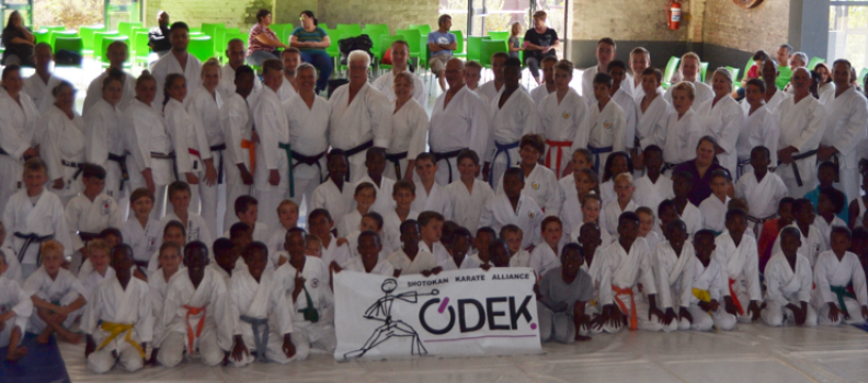 TRADITIONAL KARATE-DO SEMINAR IN SOUTH AFRICA