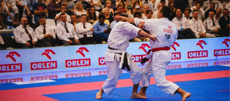 9th TRADITIONAL KARATE WORLD CUP ORLEN 2017