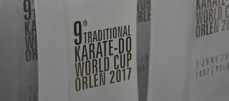 RESULTS: 9TH TRADITIONAL KARATE WORLD CUP ORLEN 2017