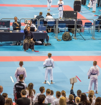 RESULTS – WORLD TRADITIONAL KARATE-DO CHILDREN'S CUP 2016