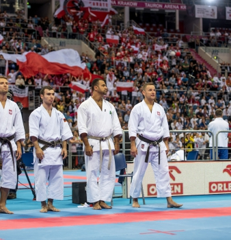 RESULTS – World Traditional Karate-do Championships Cracow ORLEN 2016