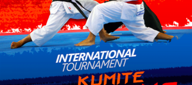 International Traditional Karate-Do Tournament Irkutsk 2017