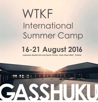 WTKF International Summer Camp and Gasshuku 2016