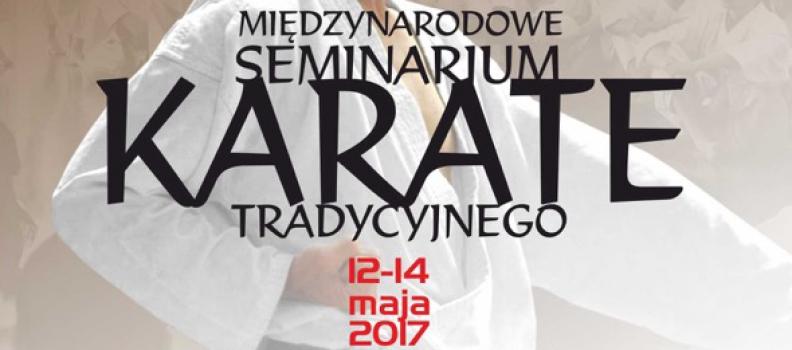 International Traditional Karate Seminar conducted by Avi Rokah Sensei, 12-14.05.2017, Stara Wies